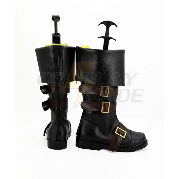 NieR: Automata 9S YoRHa No.9 Type C Boots Cosplay Shoes Boots Custom Made