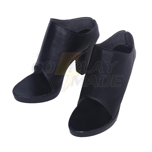 NieR: Automata YoRHa Type A No. 2 Cosplay Sko Støvler Professional Udklædning