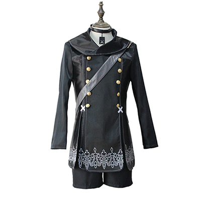 Costume Nier: Automata YoRHa Cosplay Noir Uniform Déguisement role YoRHa No.9 Cosplay Costume