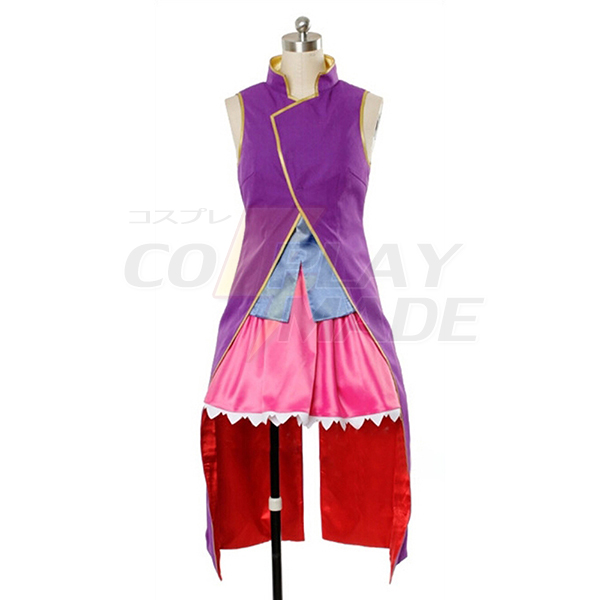 No Game No Life Chlammy Zell Cosplay Costume Custom Made