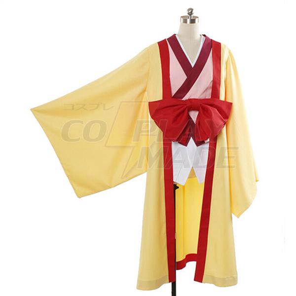 Costumi No Gioco No Life Hatsuse Izuna Cosplay Carnevale