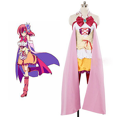 No Game No Life Stephanie Dola Cosplay Costume Custom Made