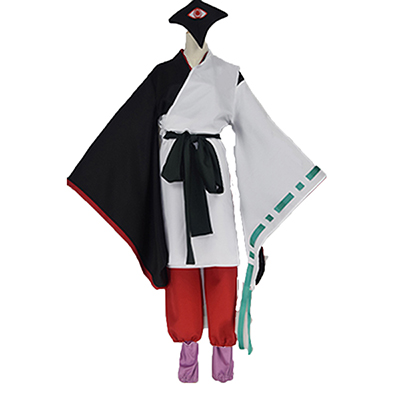 Noragami Aragoto Rabo Cosplay Costume with Mask