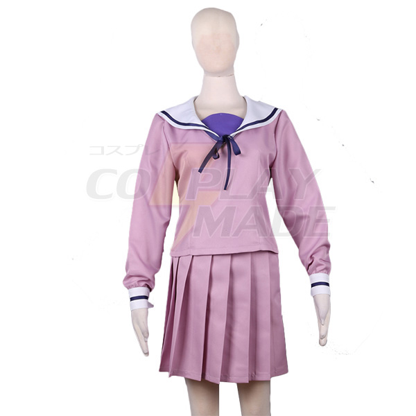 Noragami Hiyori Iki Cosplay Costume Custom Made