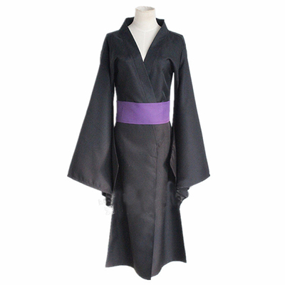 Noragami Iki Hiyori Noragami Yato Sort Kimono Yukata Cosplay Kostume