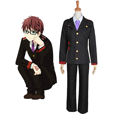 Noragami Kazuma Cosplay Costume Custom Made