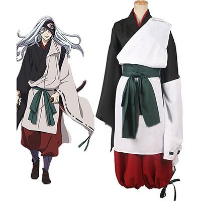 Noragami Rabo Kimono Cosplay Kostume Fastelavn