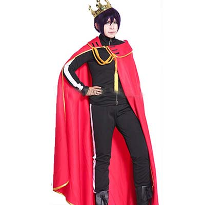 Noragami Yato Cosplay Kostuum Sports Pakken Volledige set Clothes