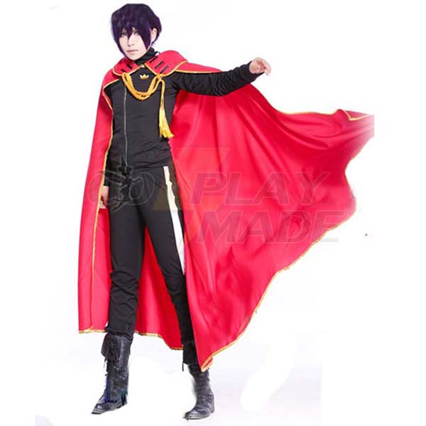 Noragami Yato Cosplay Costume Sports Suit Full Set Clothes