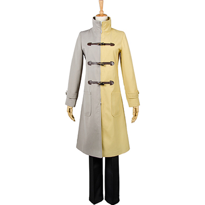 Costumi Occultic Nine 9 Yuuta Gamon Abito Cosplay Halloween Carnevale