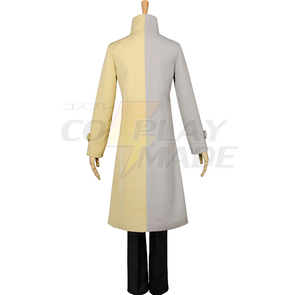 Occultic Nine 9 Yuuta Gamon Outfit Cosplay Costume Halloween Carnival