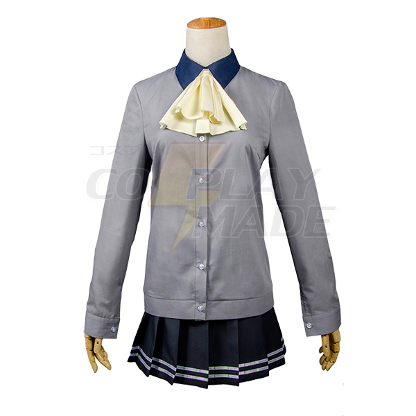 Occultic;Nine Miyuu Miyu Aikawa Cosplay Costume Perfect Custom