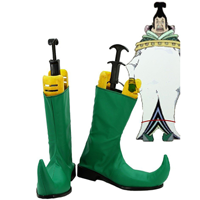 One Piece Anime Denon People Cosplay Scarpe Stivali Carnevale