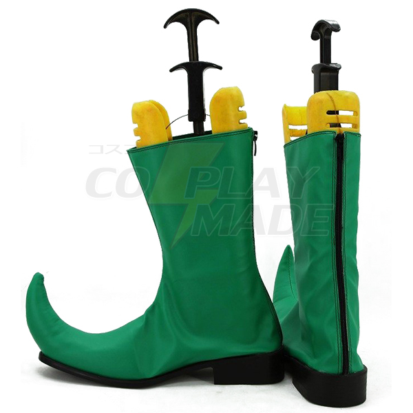 Zapatos One Piece Anime Denon People Cosplay Botas Carnaval