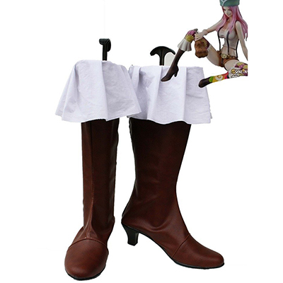 One Piece Anime Jewelry Bonney Cosplay Kostüme Schuhe Stiefel Nach Maß