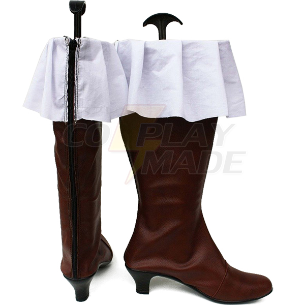 One Piece Anime Jewelry Bonney Cosplay Shoes Boots Custom Made