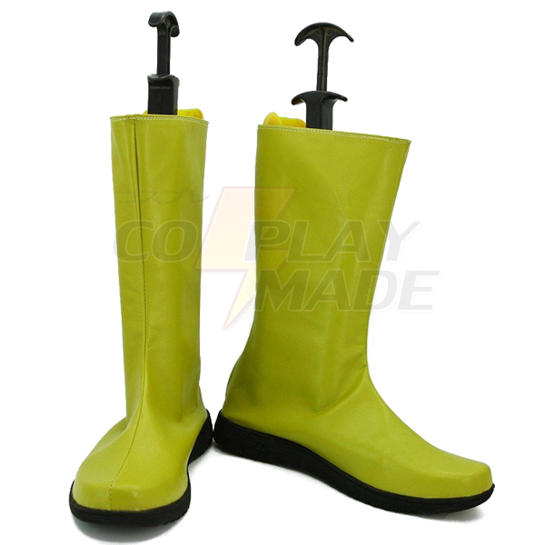 Zapatos One Piece Anime Usopp Cosplay Botas Amarillo Carnaval