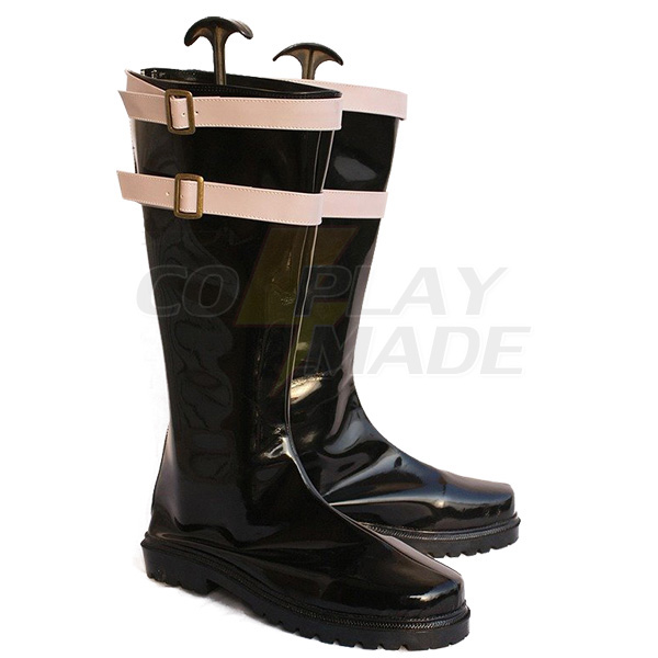 One Piece Dracule Mihawk Cosplay Shoes Boots Custom Made