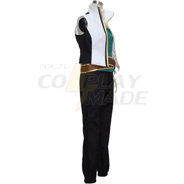 Costumi One Piece Roronoa Zoro Sword Master Cosplay Carnevale