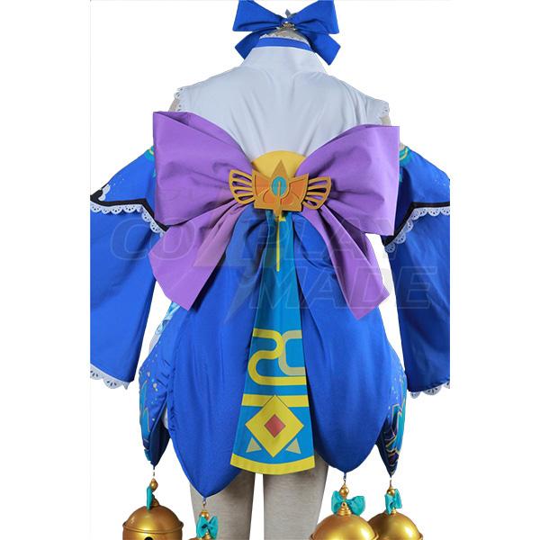Onmyoji Hotaru Gusa Cosplay Halloween Costume