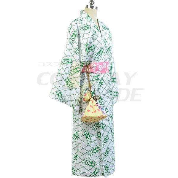 Osomatsu-kun Choromatsu Yukata Kimono Cosplay Costume