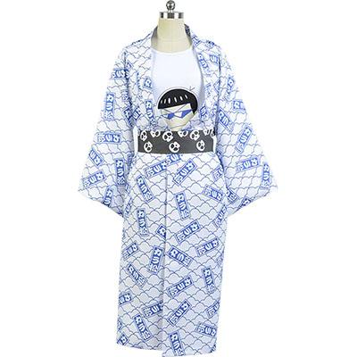 Costumi Osomatsu-kun Karamatsu Yukata Kimono Cosplay
