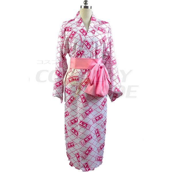 Costumi Osomatsu-kun Todomatsu Yukata Kimono Cosplay