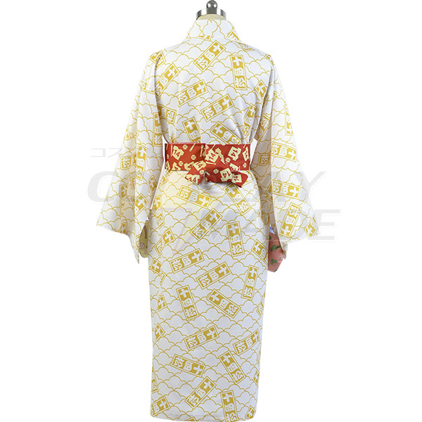 Osomatsu-kun Touximatsu Yukata Kimono Cosplay Costume