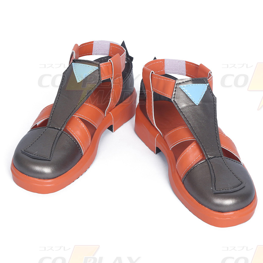 Overwatch OW Young Genji Cosplay Shoes Boots Custom Made