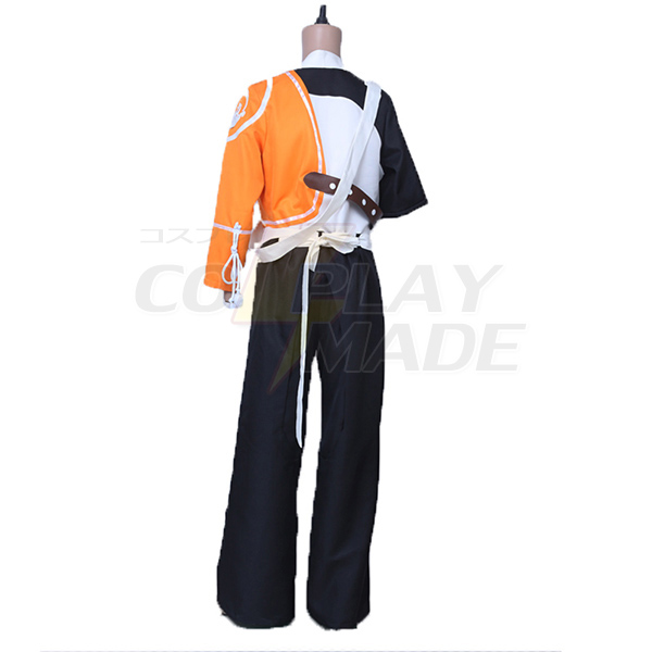 Overwatch Shimada Hanzo Cosplay Costume Costum Made