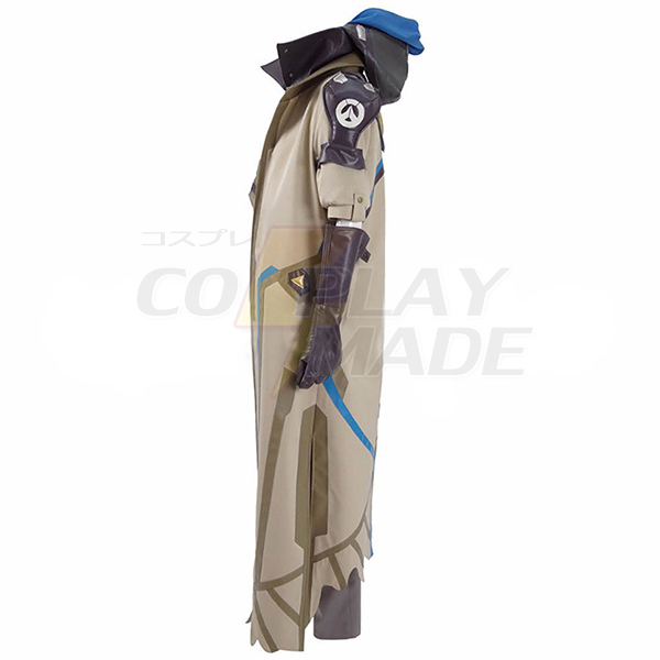 Overwatch Game OW Ana Cosplay Costume Custom Made Ana Cosplay
