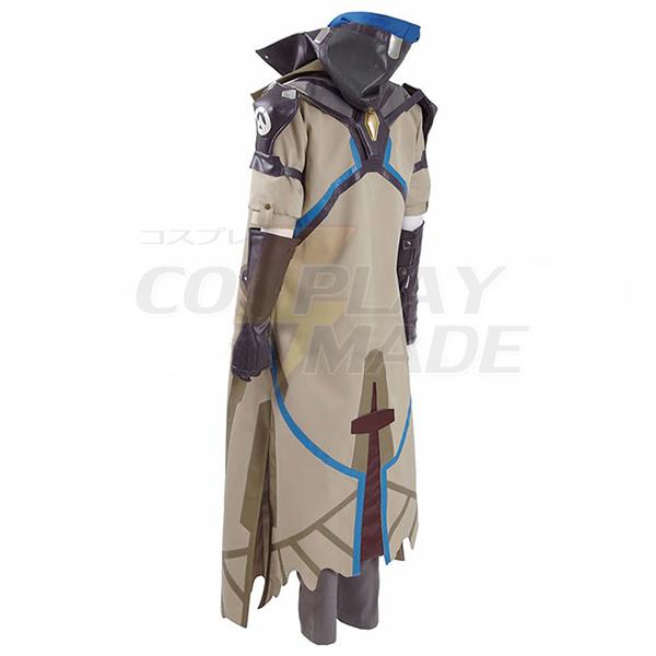 Costumi Overwatch Gioco OW Ana Cosplay Carnevale Ana Cosplay