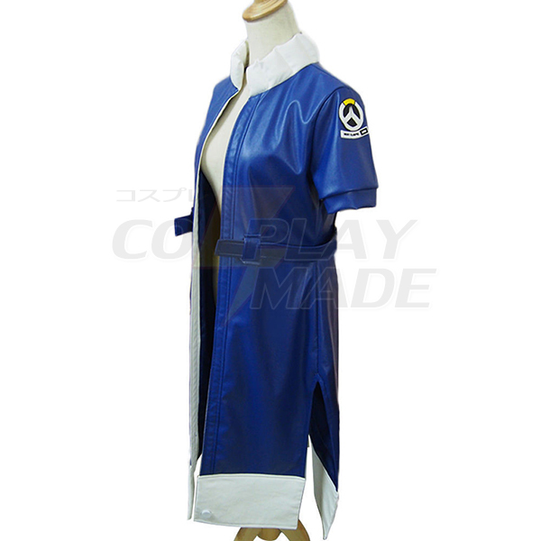 Disfraces Overwatch Ana Captain Amari Halloween Cosplay Traje Carnaval