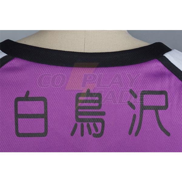 Costumi Haikyu Haikyuu Shiratorizawa Academy Libero Yamagata Uniforme Cosplay