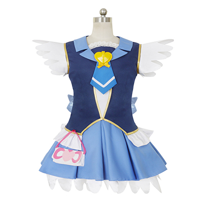 HappinessCharge PreCure! Cure Princess Lolita Dress Cosplay Costume