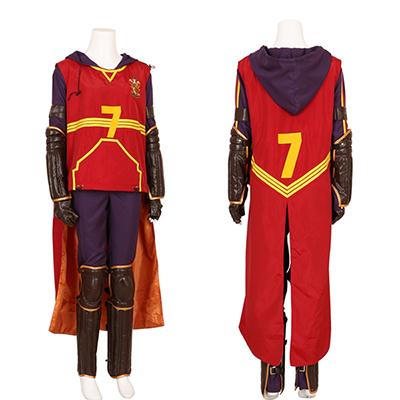 Harry Potter Quidditch Robe Gryffindor Hermione Jean Granger Kostüm