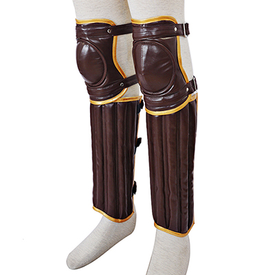 Harry Potter Movies Leg & Arm Guard Handskar Cosplay Quidditch Kostym