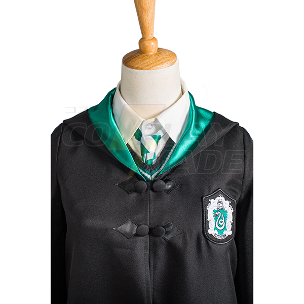 Disfraces Harry Potter Slytherin School Uniforme Draco Malfoy Cosplay Chil