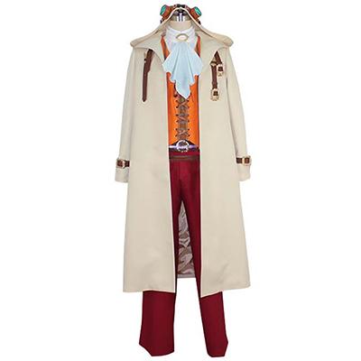 Haruka Hachiyou Shou Rudoharne Cosplay Kostyme