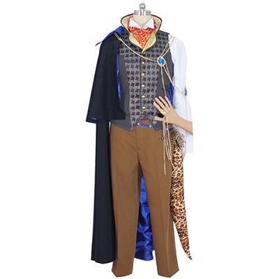 Haruka Hachiyou Shou Darius Cosplay Kostyme Halloween