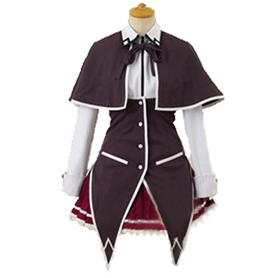 Costumi High school DxD Rias Gremory Cosplay Halloween