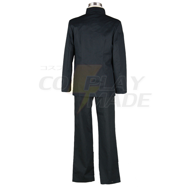 Highschool of the Dead Cosplay Fujimi Academy school boys uniform Cosplay Costumes