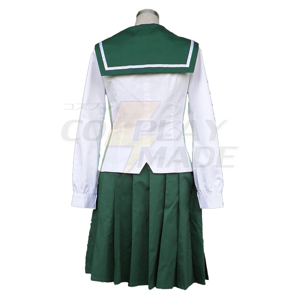 Costumi Highschool of the Dead Cosplay Fujimi Academy Uniforme Scolastica