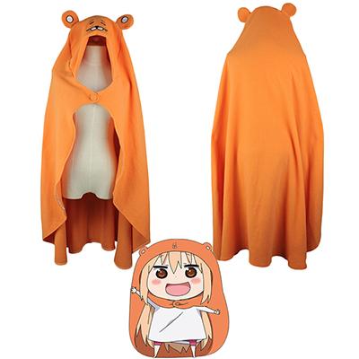 Himouto! Umaru-chan Umaru Doma Cloak Cosplay Jelmez Karnevál Ruhák