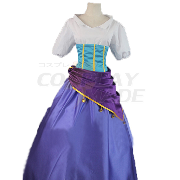 Costumi Hunchback of Notre Dame Esmeralda Cosplay