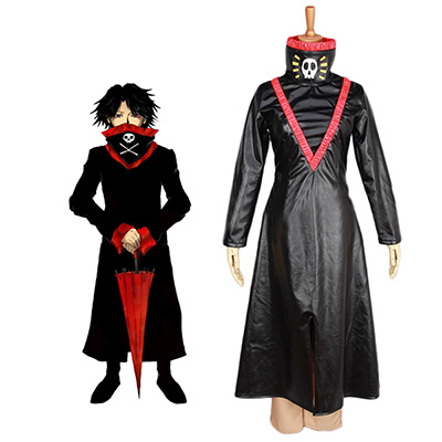 Costumi Hunter X Hunter Feitan Cosplay Carnevale Halloween
