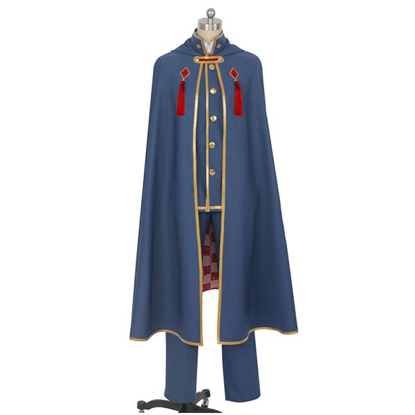 Disfraces Idolish 7 Izumi Iori Capa Cloak Juego Completos Cosplay