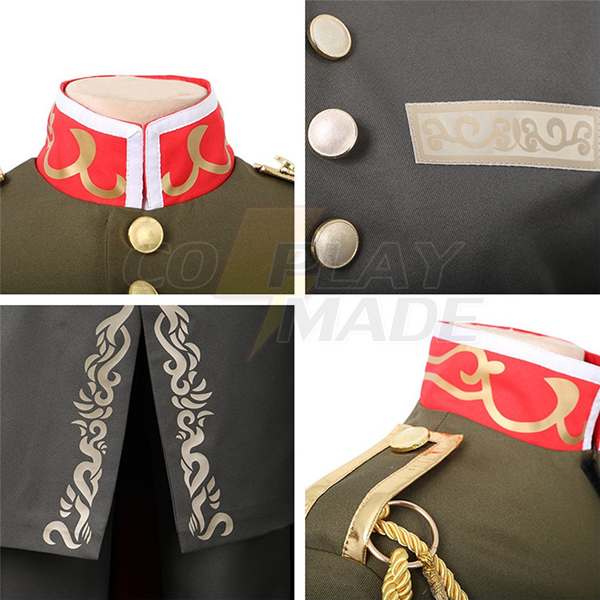 Idolish 7 Kujo Tenn Cosplay Costumes Perfect Custom Halloween