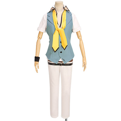 Idolish 7 Rokuya Nagi Cosplay Costume Perfect Custom Halloween