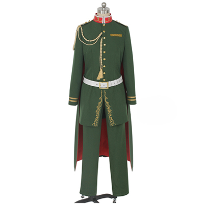 Idolish 7 Tenn Kujo Coat Mantel Full Sets Cosplay Kostüm